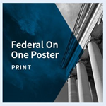 Federal On One Posters - Print